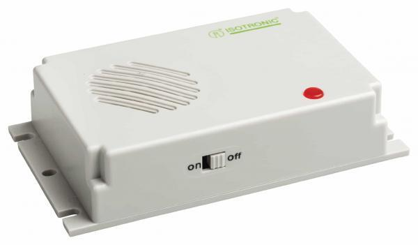 Isotronic rat repeller