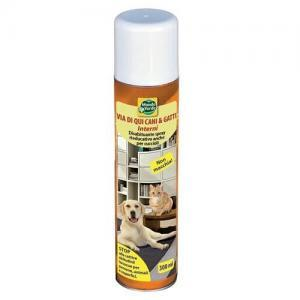 Spray mondo verde perros y gatos
