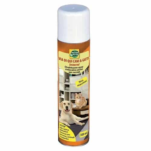 Repelente para gatos en spray ahuyentando control de for Ahuyentar gatos jardin