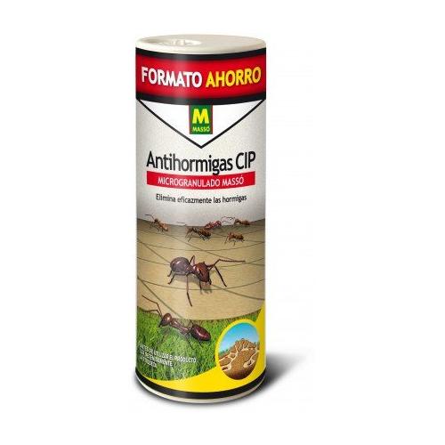 Su formulación granulada permite que sea utilizado como cebo que, al llevárselo al hormiguero, provoca gran mortalidad en soldados, larvas e incluso la reina.