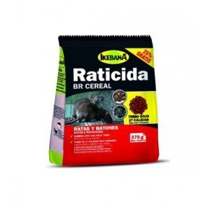 Raticida cereal