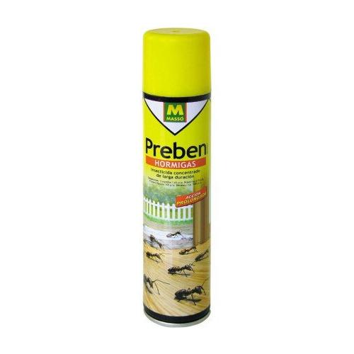 Preben repelente contra hormigas