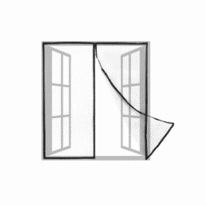 Anti-mosquitos para ventanas