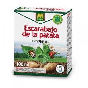 Insecticida para acabar con el escarabajo de la patata