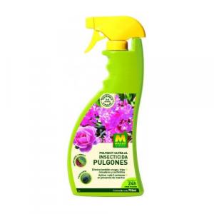 Insecticida contra pulgones para aplicar directamente en pulverización.
