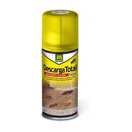 Preben funciona con varios insectos como cucarachas, moscas y mosquitos