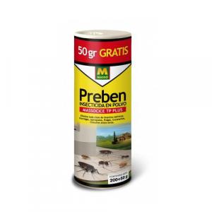 Preben insecticida para espolvorear