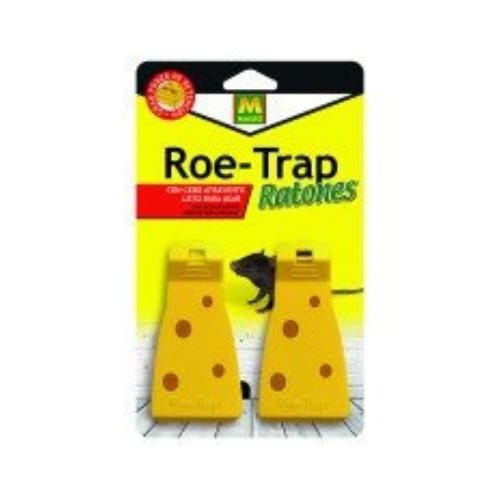 Eficacia para eliminar roedores dentro o fuera del hogar